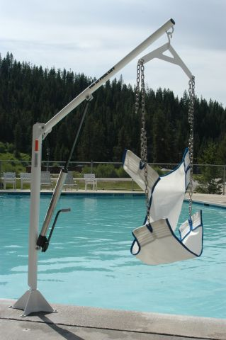 Spa pool Lifts