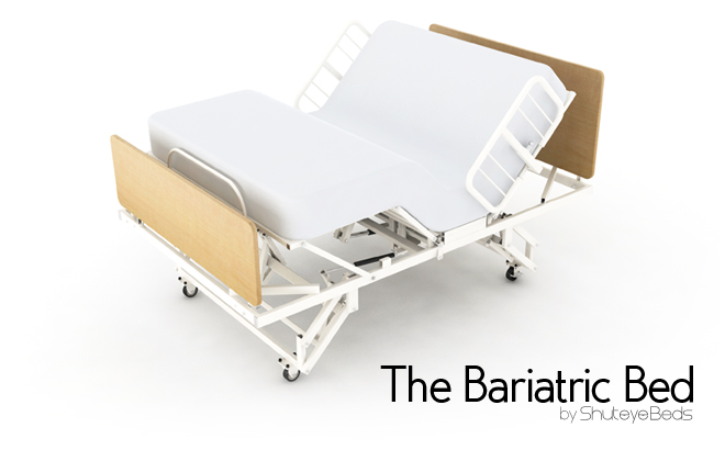 The Bariatric Bed